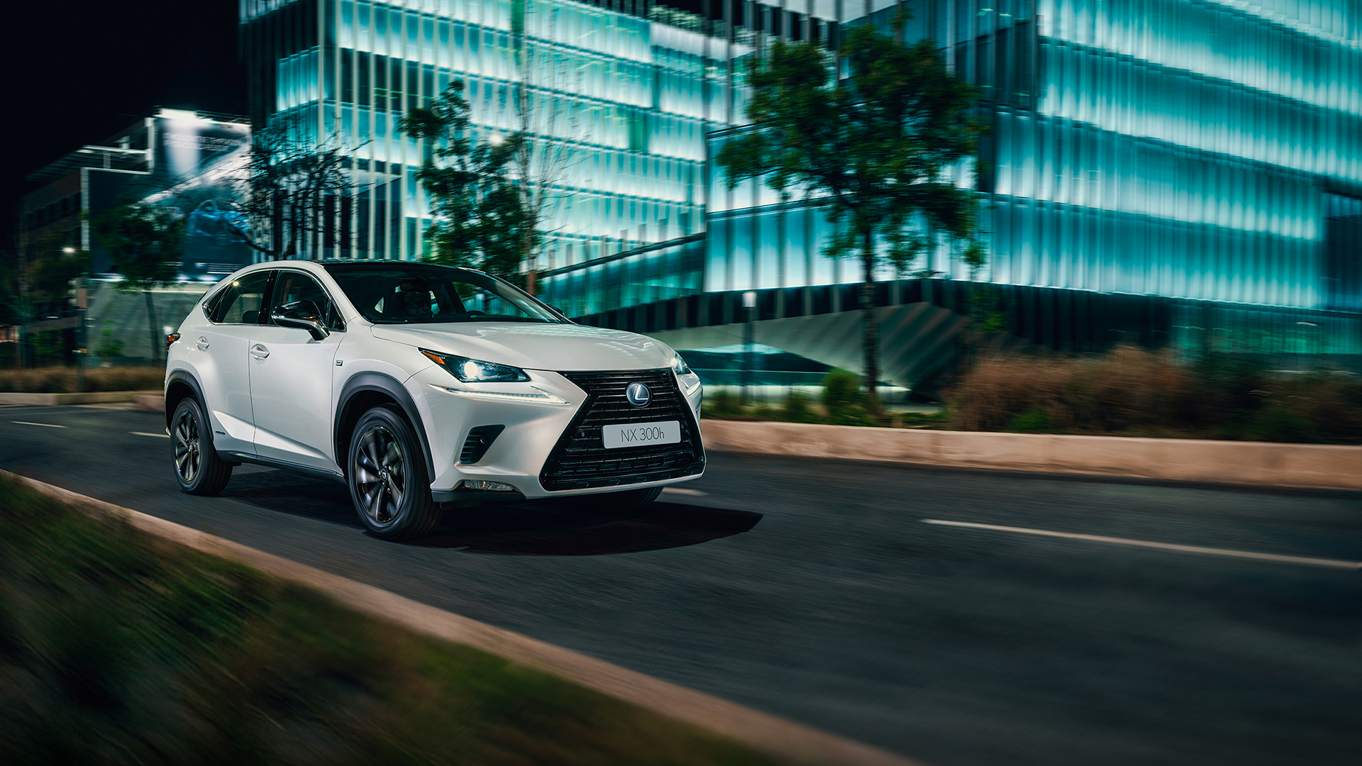 2018 lexus nx hero new
