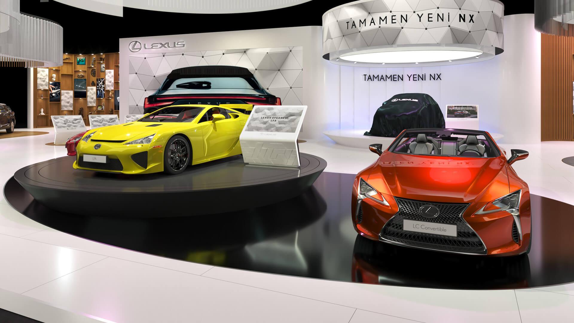Lexus Autoshow Mobility Fuarı'na Damga Vurdu gallery02