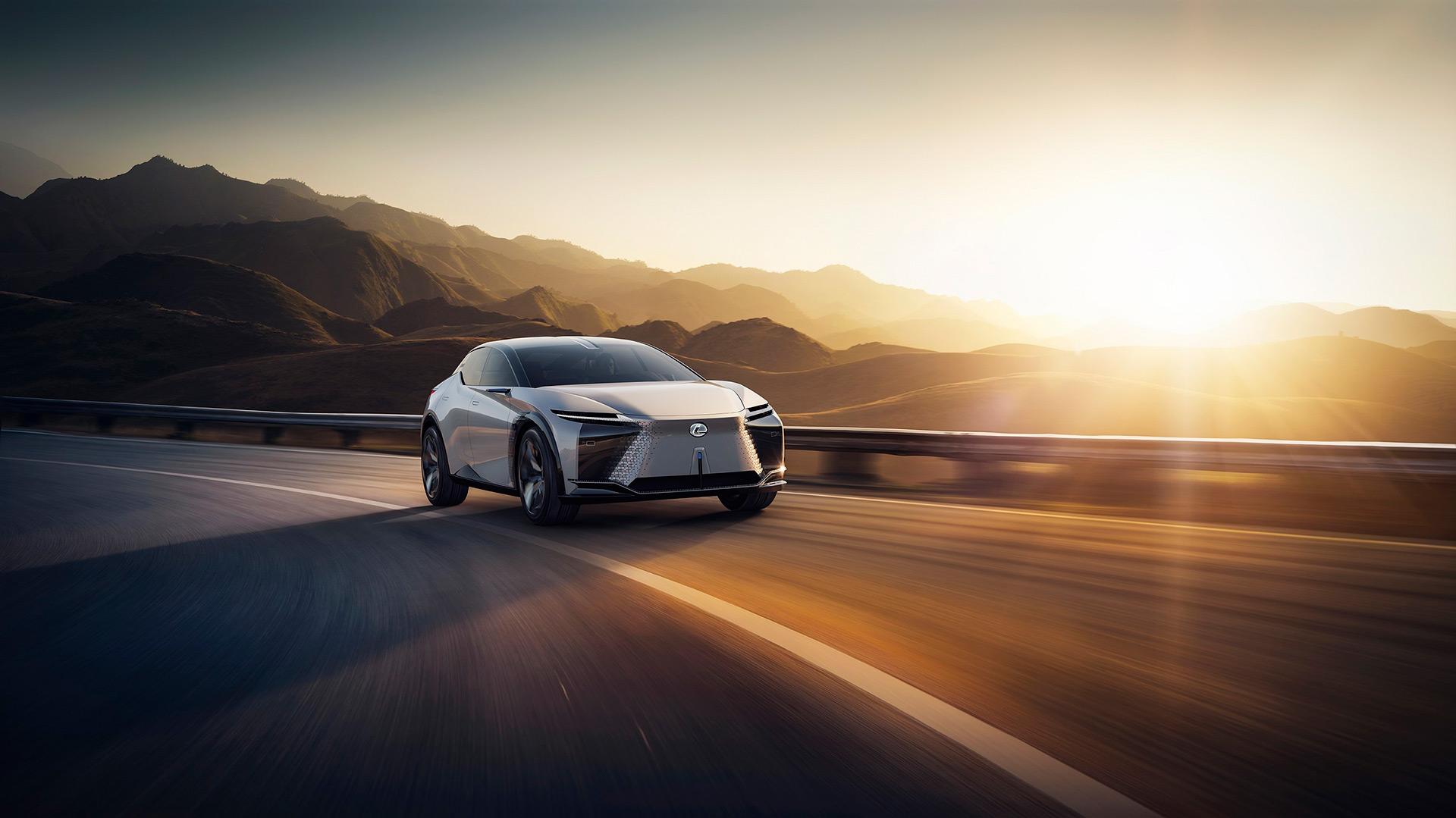 Lexus Yeni Elektrikli Araç Konseptiyle Vizyonunu Paylaştı gallery03