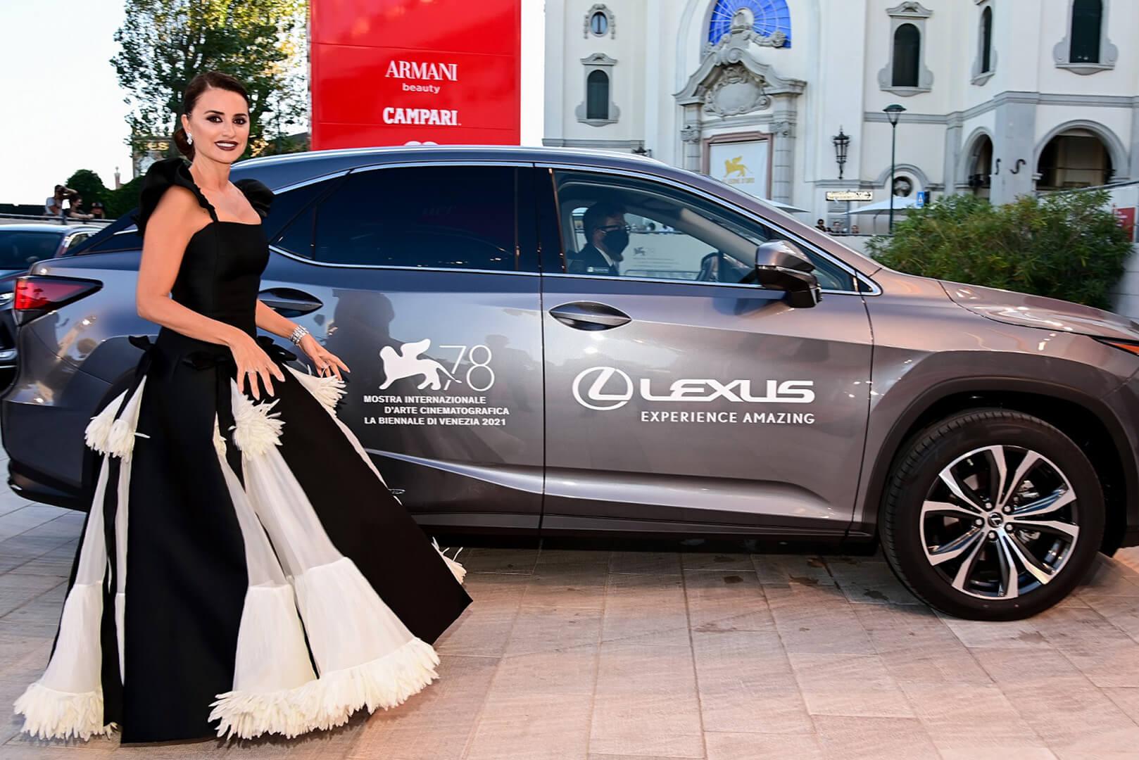Lexus 78 Venedik Film Festivali'nde Yıldızları Ağırladı gallery06