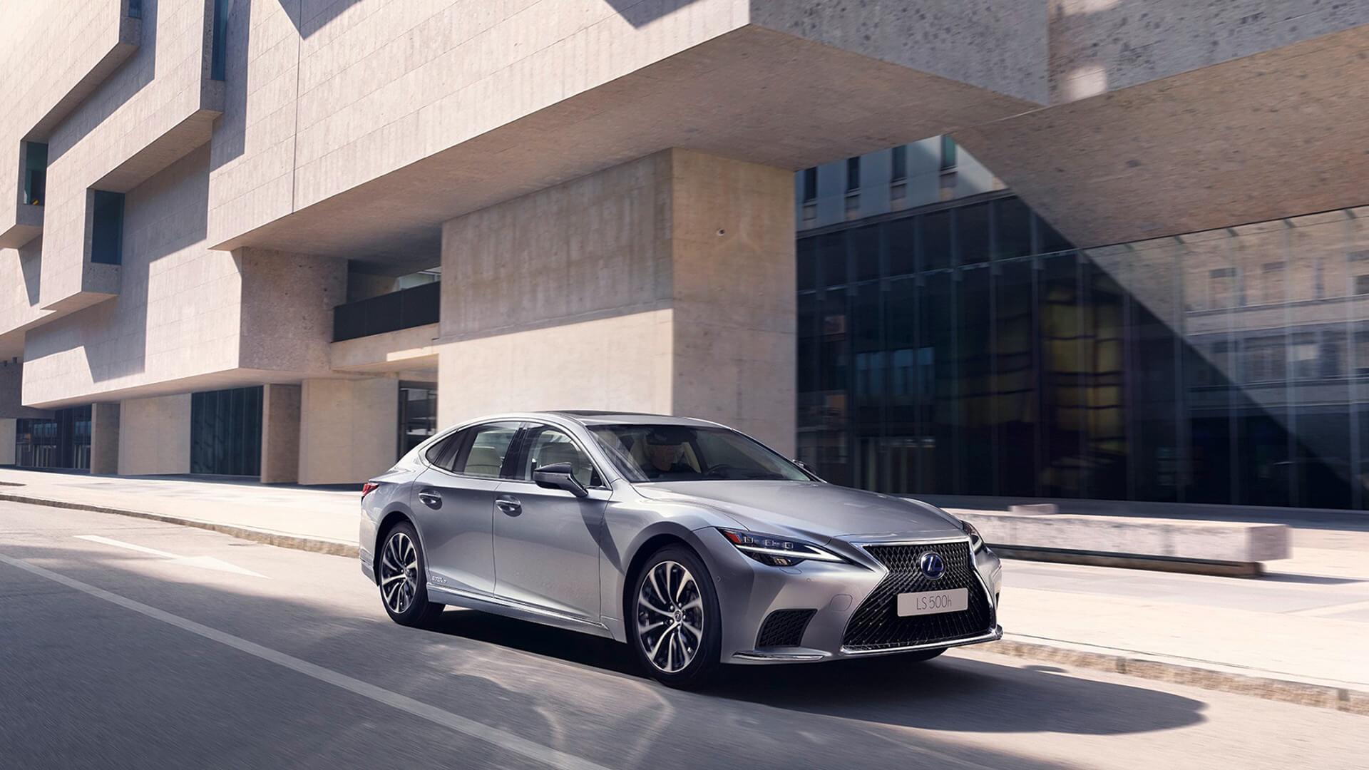 Lexus Autoshow Mobility Fuarı
