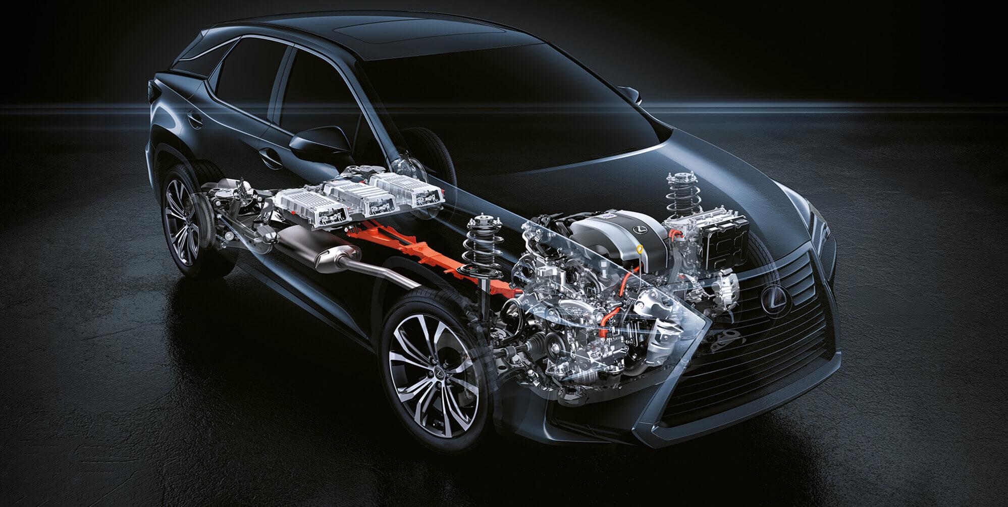 Lexus hibrit otomobil ile geleceği şekillendiriyor
