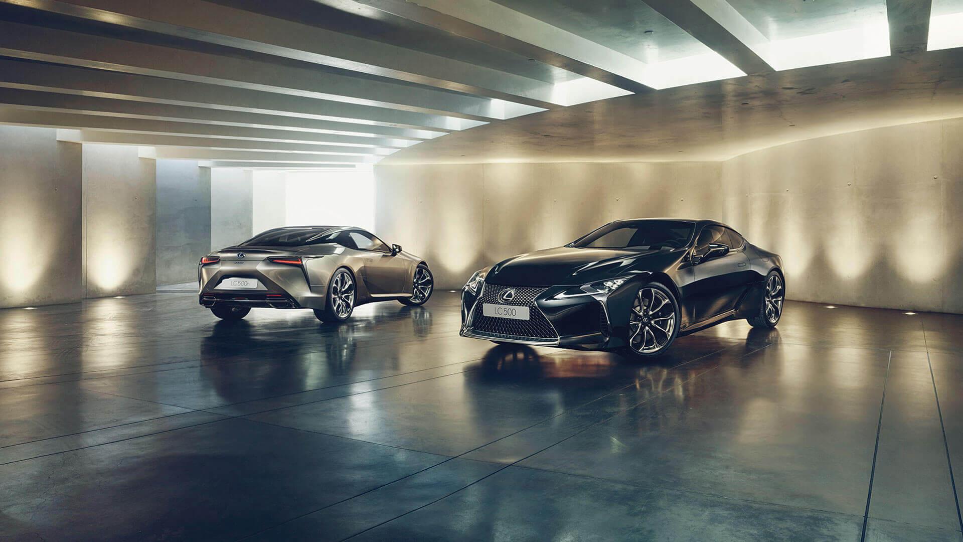 Lexus LC 500h 5