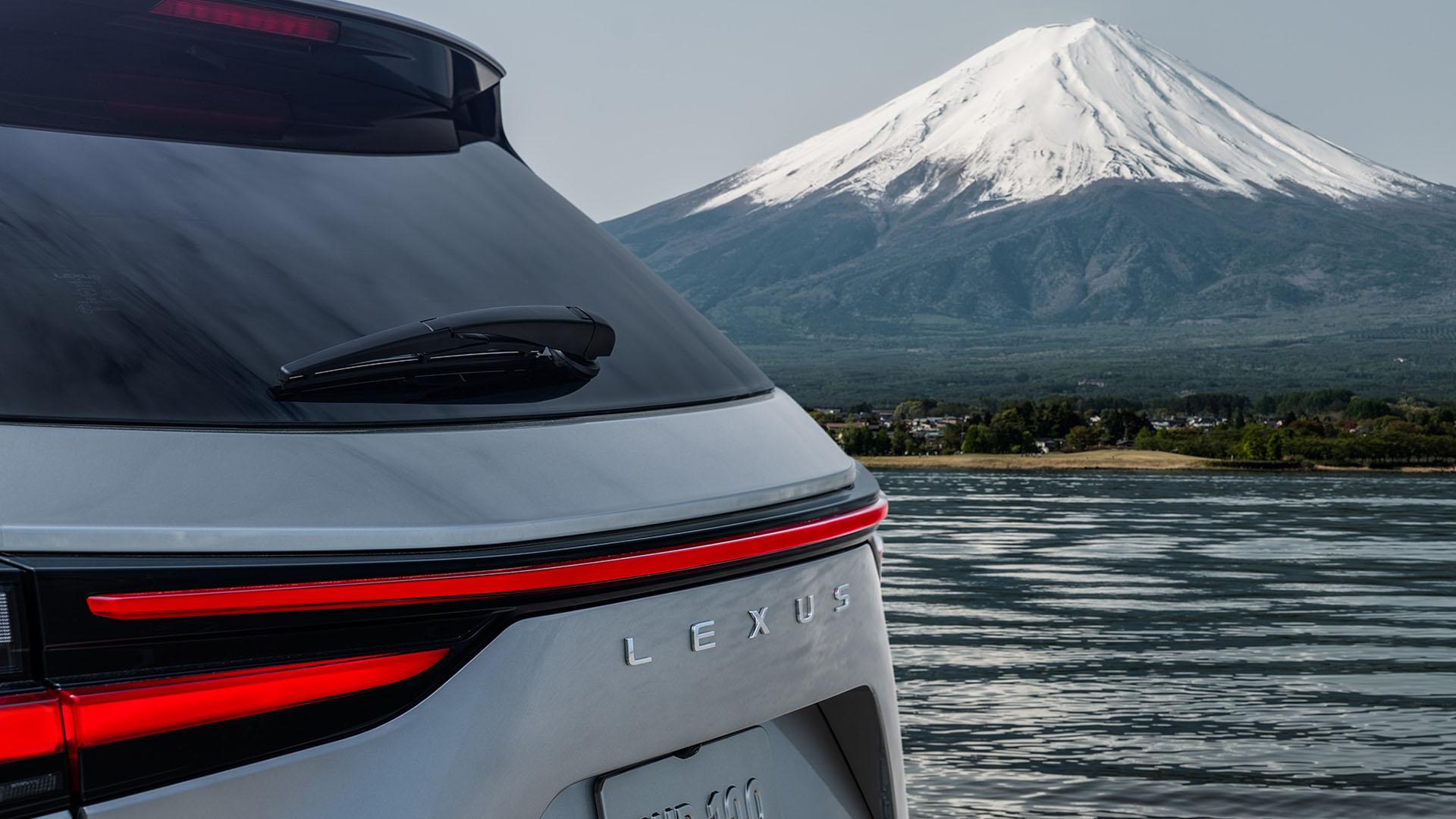 Lexus Yeni Nesil NX SUV'un Dünya Prömiyerini