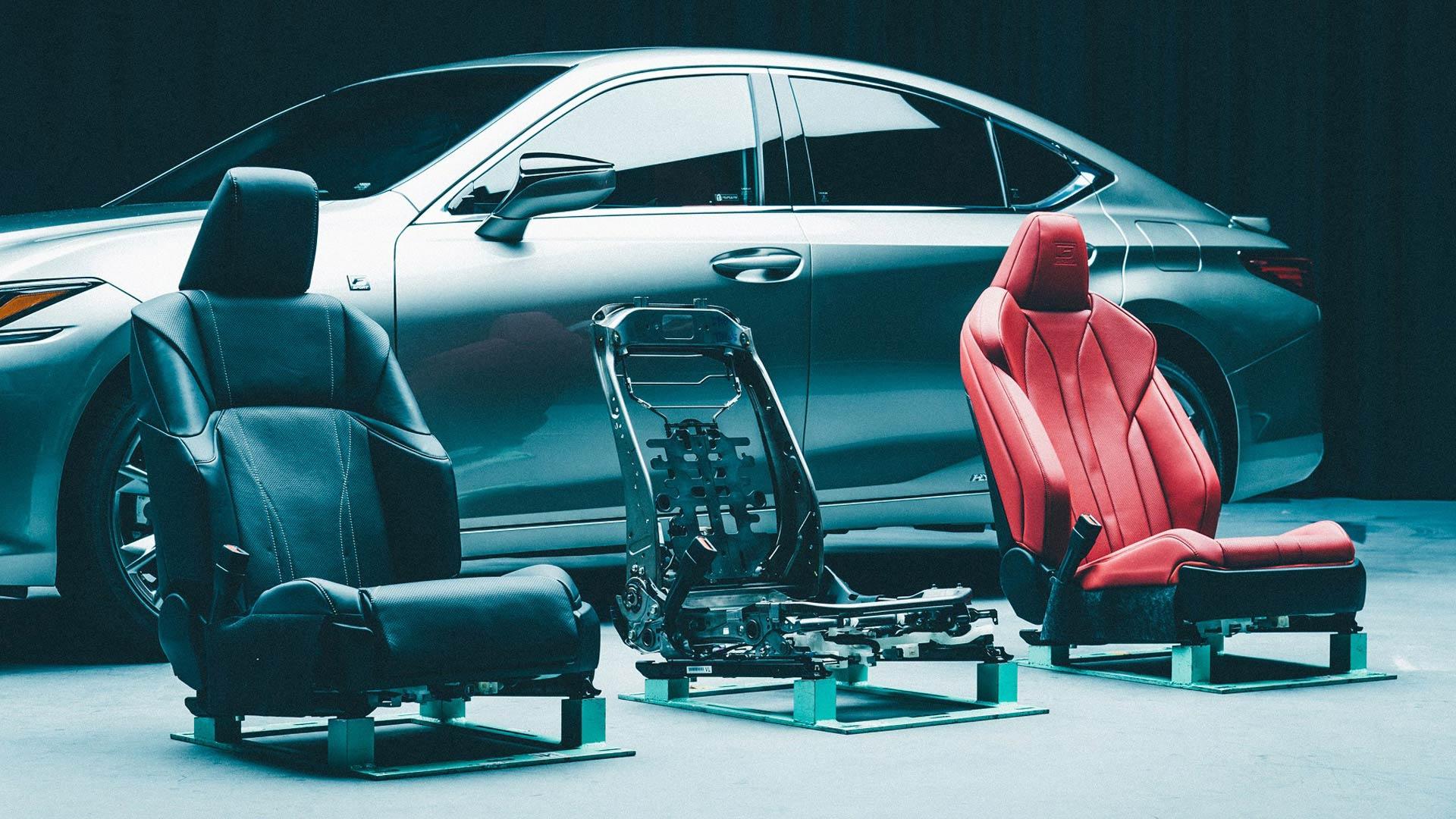 Lexus'un Sadece Koltukları Bile 3 Yıllık Çalışmanın Ürünü gallery01 1920x1080 v2