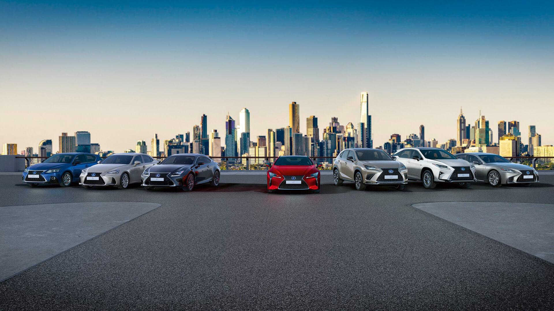 Lexus 8 Yil Üst Üste En Sorunsuz Otomobil Markasi Seçildi gallery01