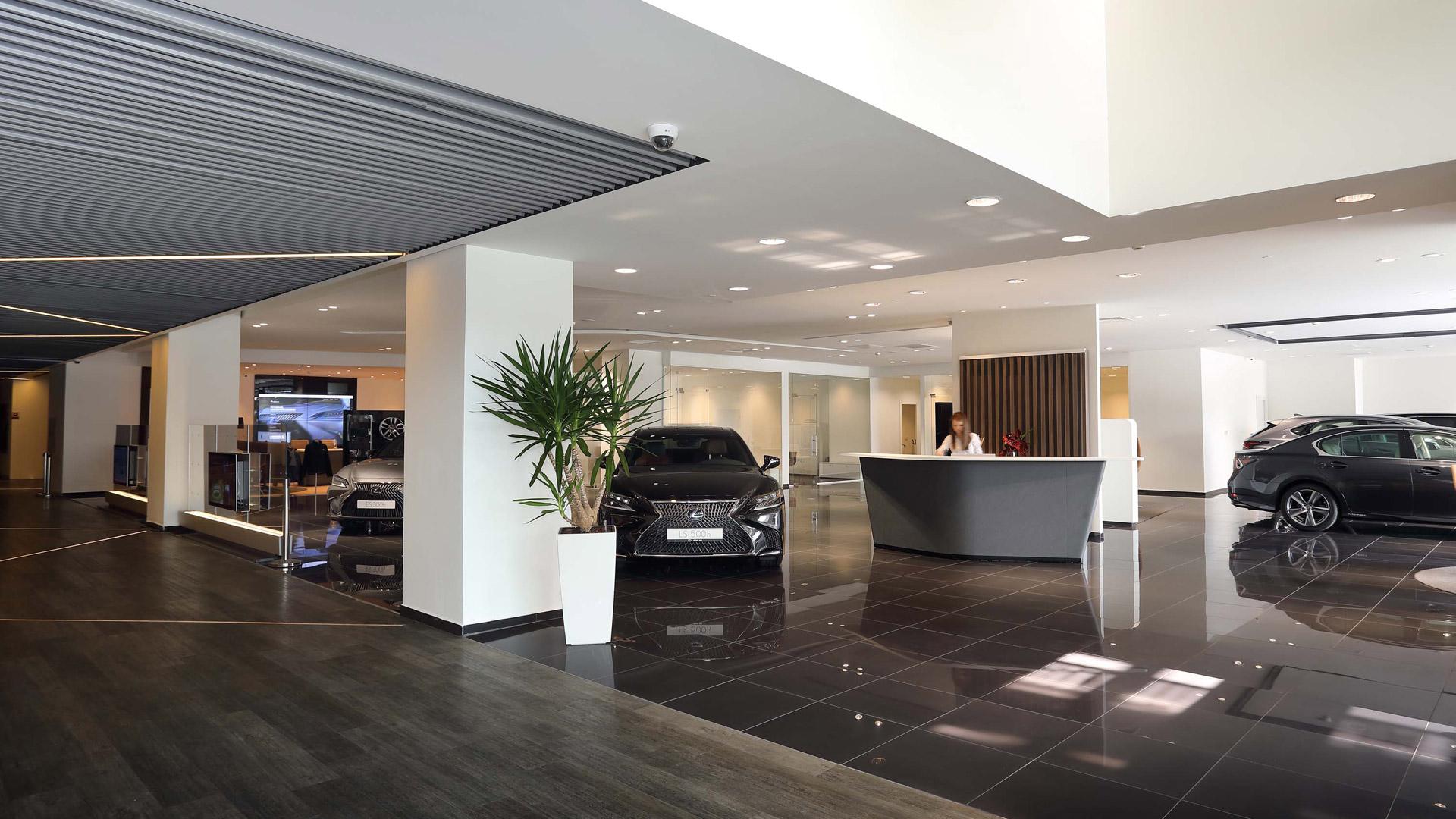 Lexus Dolmabahce Showroom gallery01