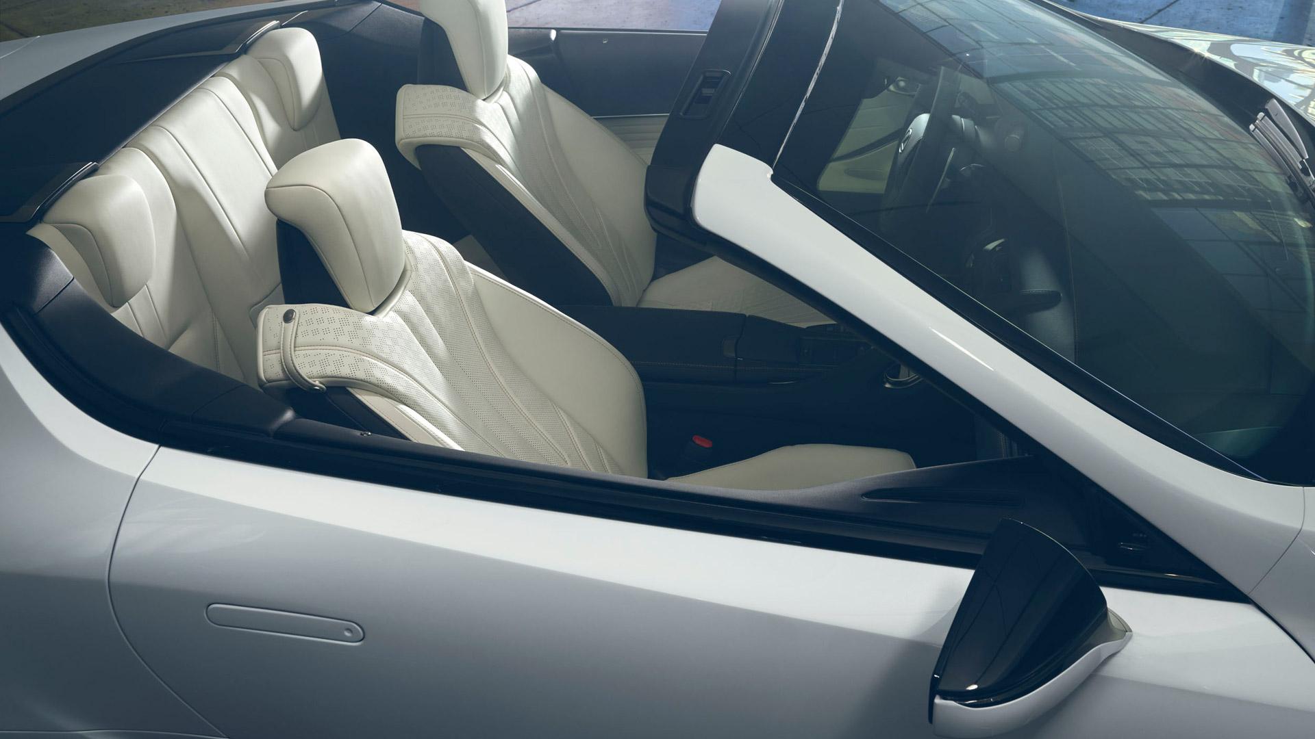 Lexus LC convertible Concept gallery05