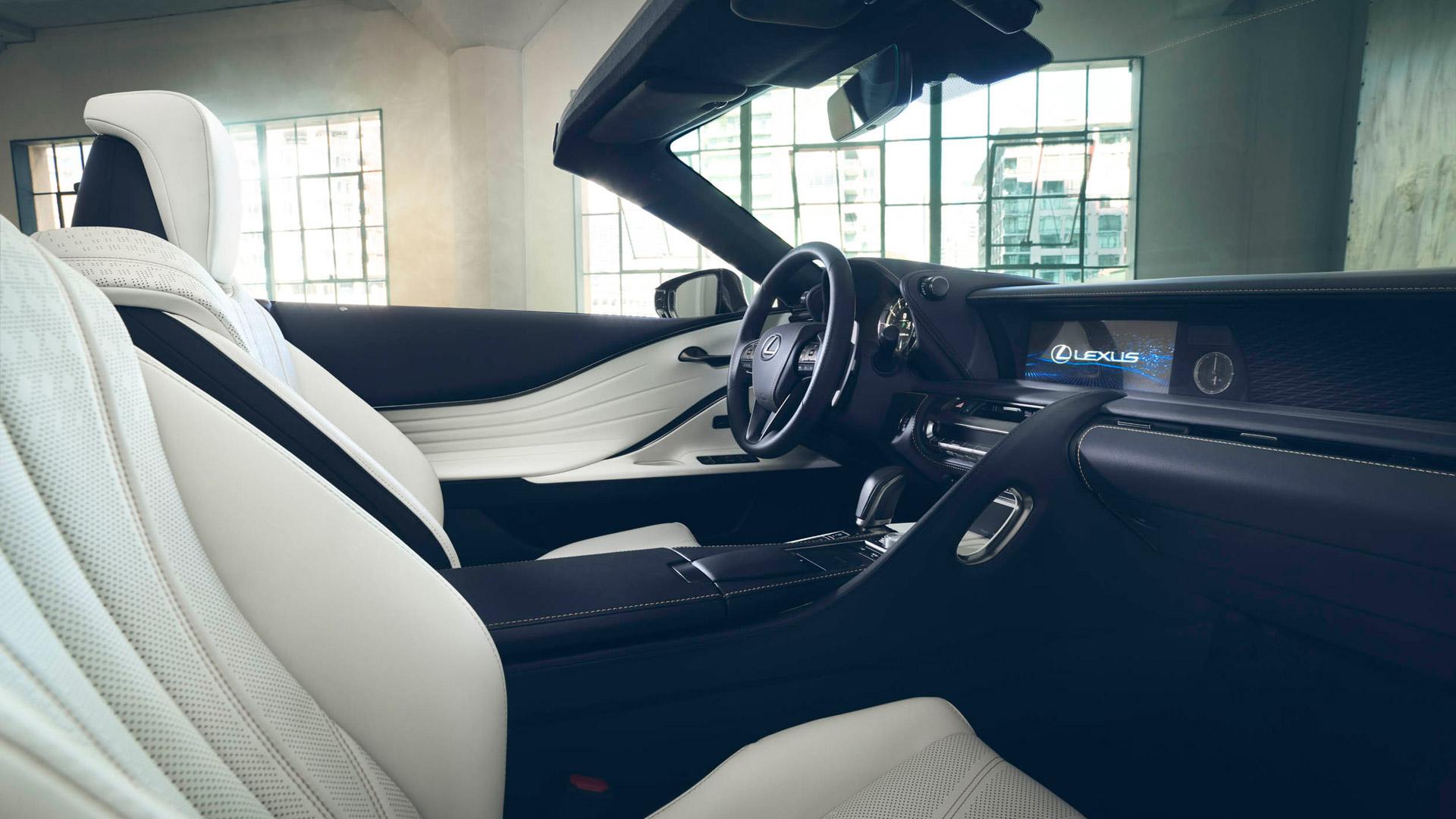 Lexus LC convertible Concept gallery06