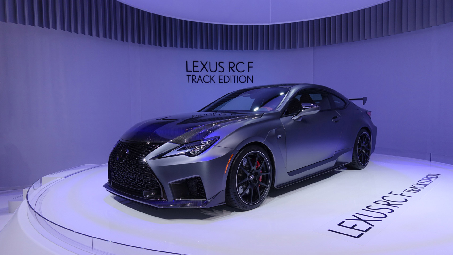 Lexus RC F Track Edition gallery01