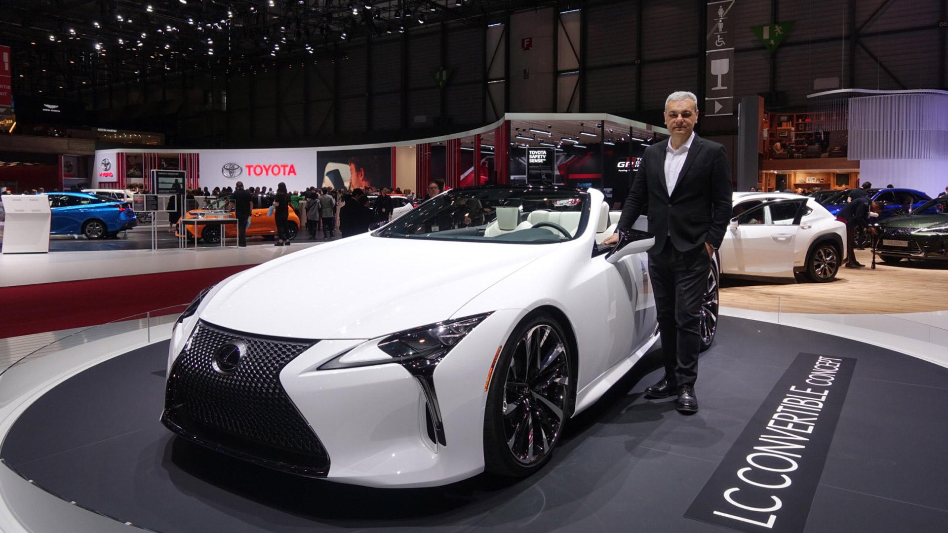 Lexus Cenevre'de İki Modelin Avrupa Prömiyerini Gerçekleştirdi gallery03
