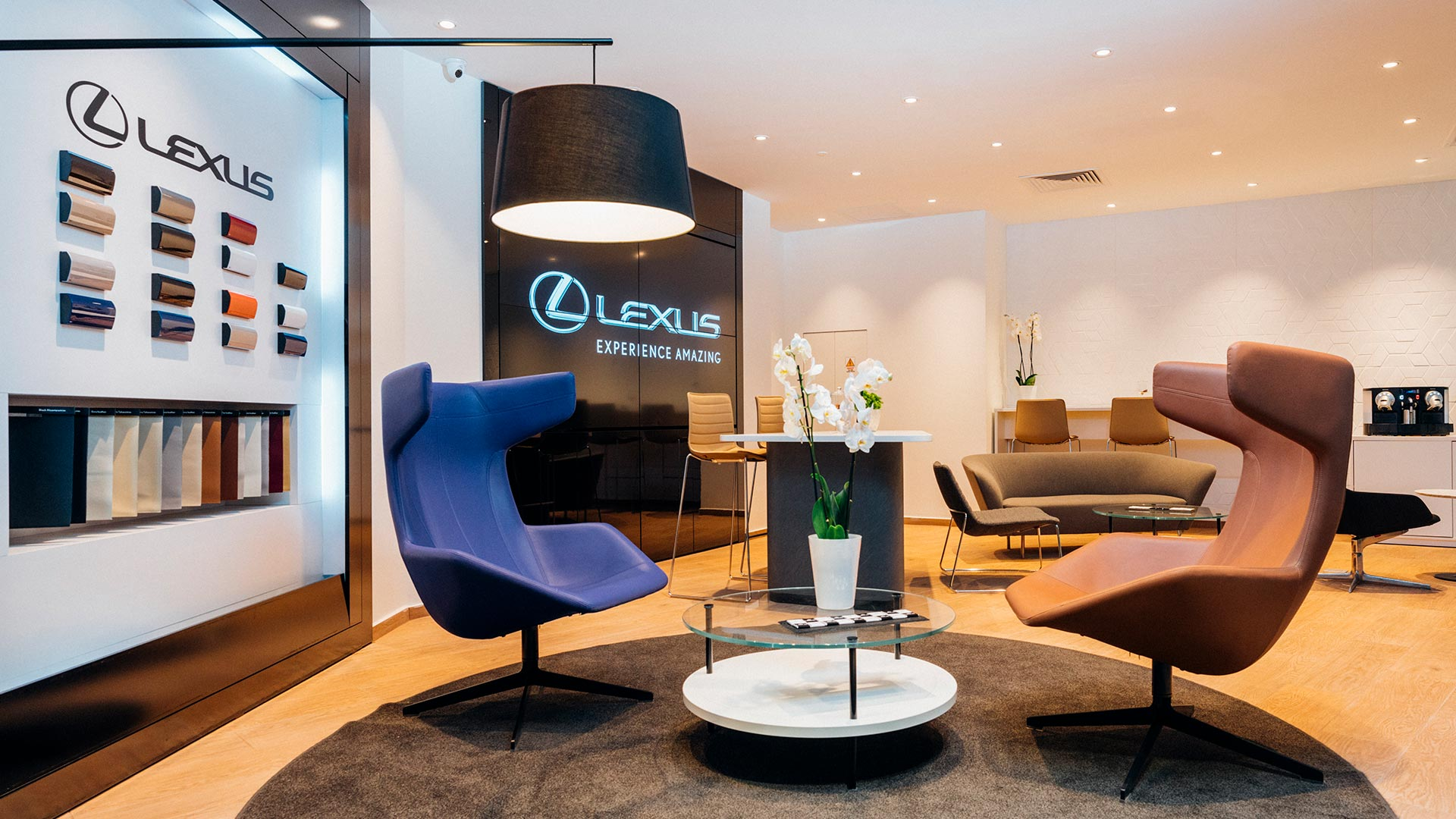 Lexus Istanbul Bayi gallery03