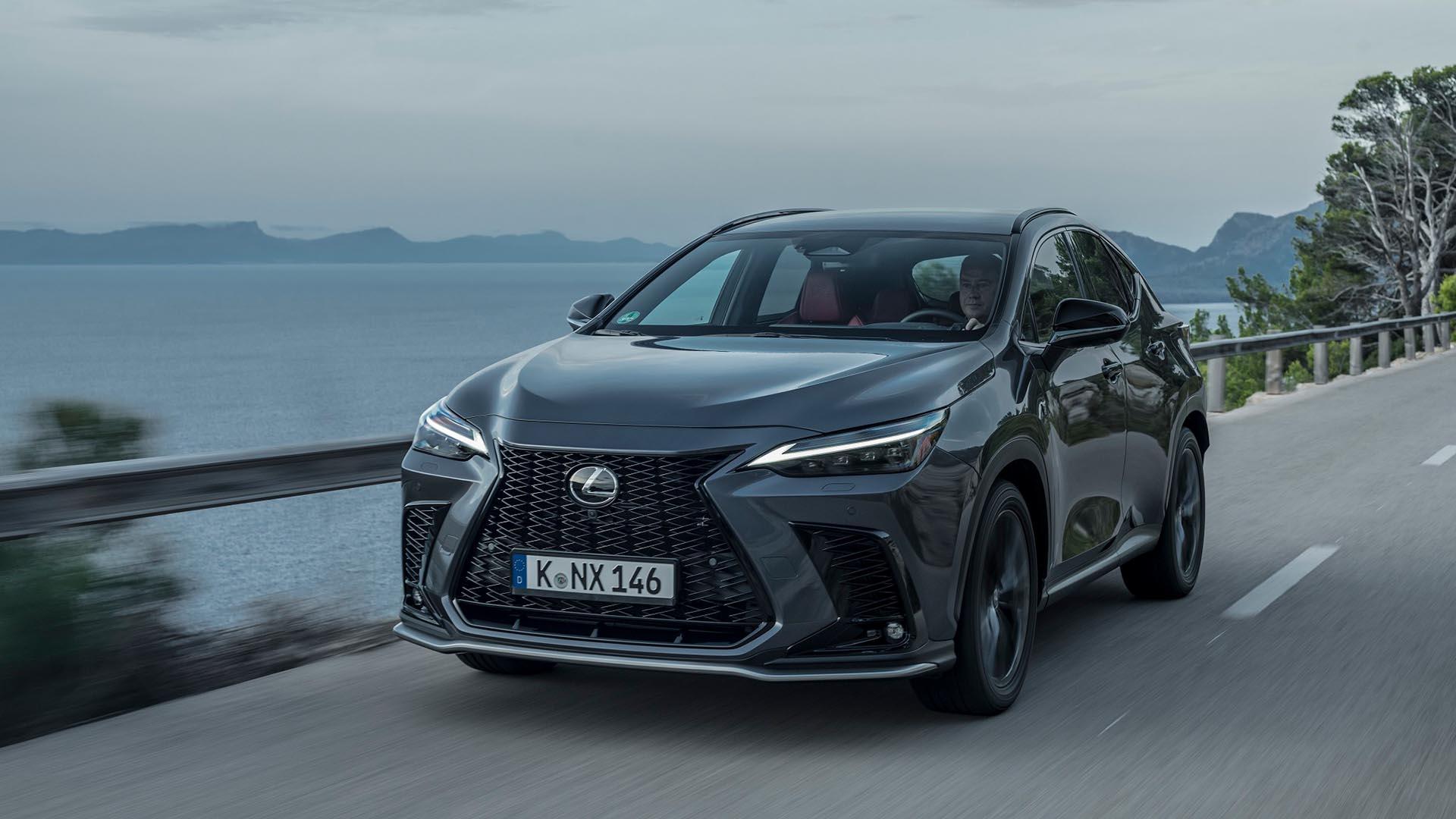 Yeni Nesil NX ile Lexus için Yeni Bir Dönem Başlıyor gallery06