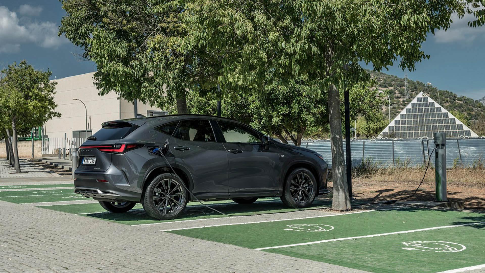 Yeni Nesil NX ile Lexus için Yeni Bir Dönem Başlıyor gallery07