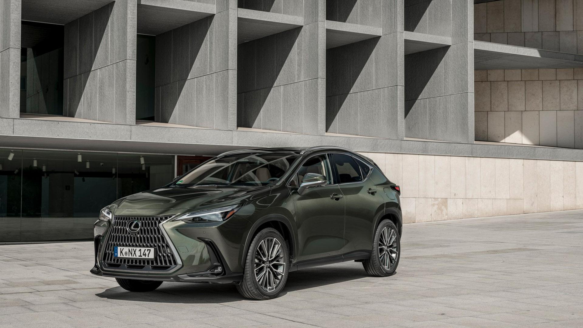 Yeni Nesil NX ile Lexus için Yeni Bir Dönem Başlıyor gallery08