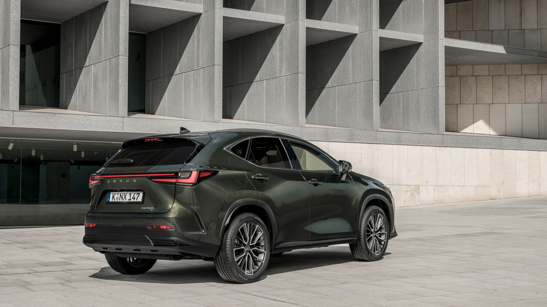 Yeni Nesil NX ile Lexus için Yeni Bir Dönem Başlıyor gallery09