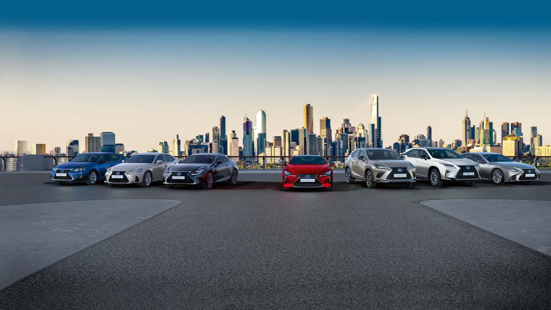 Lexus Kampanyaları
