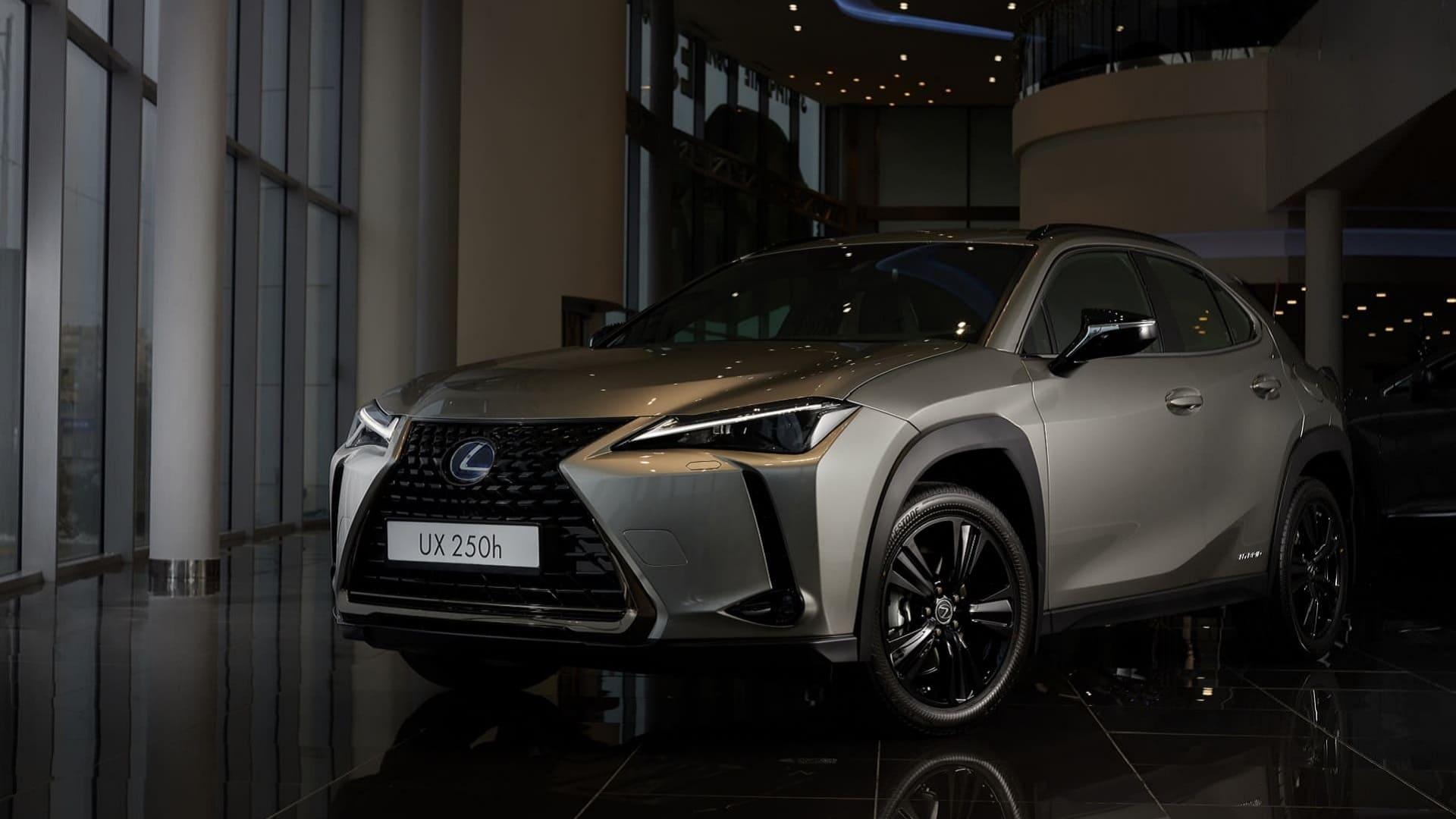 Вигідна пропозиція від Lexus на окремі автомобілі 2020 року