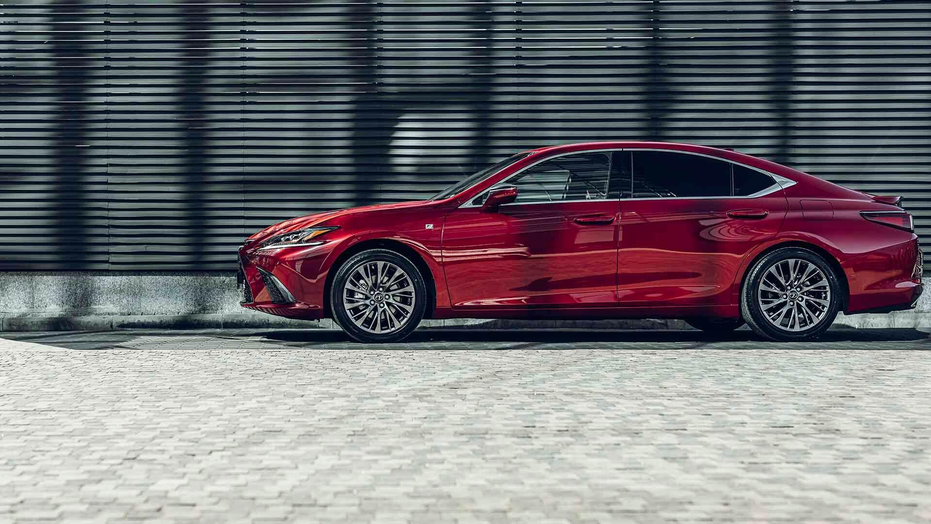 Купуйте новий Lexus вигідно